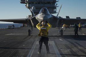 Tàu sân bay: Vũ khí tối thượng của nước Mỹ