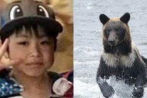 Dân mạng cầu nguyện cho bé trai bị bố mẹ bỏ trong rừng đầy gấu
