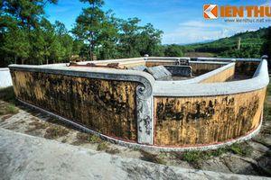 Hình ảnh lăng mộ cực kỳ hoành tráng của vua Gia Long