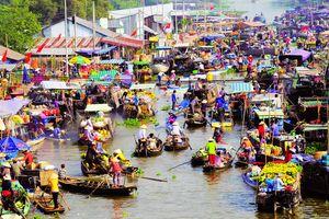 Cần Thơ sẽ tổ chức 'Ngày hội du lịch Chợ nổi Cái Răng'