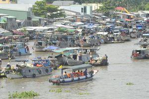 Cần Thơ tổ chức 'Ngày hội Du lịch chợ nổi Cái Răng'