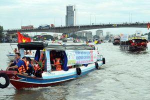 Ngày hội Du lịch chợ nổi Cái Răng, di sản văn hóa vùng sông nước