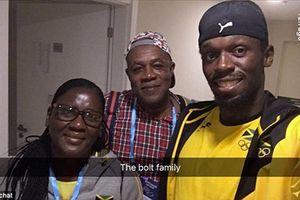 Cha mẹ chắp cánh cho 'tia chớp' Usain Bolt như thế nào?