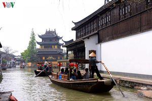 Cổ trấn Chu Gia Giác - 'Venice' thơ mộng ngoại ô Thượng Hải