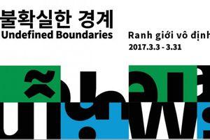 Triển lãm Giao lưu nghệ thuật đương đại Việt Nam – Hàn Quốc