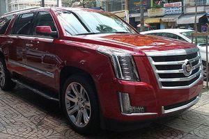 Siêu xe Cadillac của nữ trưởng phòng Sở XD Thanh Hóa giá bao nhiêu?