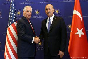 Mỹ-Thổ Nhĩ Kỳ vẫn bế tắc trong vấn đề Syria