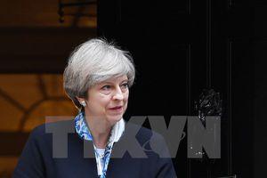 Bầu cử sớm ở Anh không ảnh hưởng đến kế hoạch Brexit