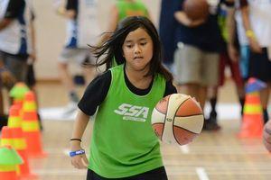 Hội trại bóng rổ diễn ra hào hứng tại TP.HCM