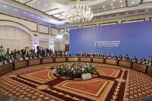 Syria: Phe đối lập ngừng tham gia vòng hòa đàm mới ở Astana