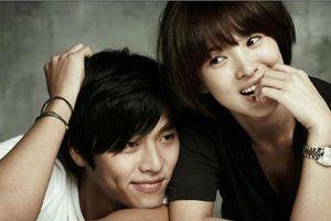 Điểm mặt những cặp sao phim giả tình thật của showbiz Hàn