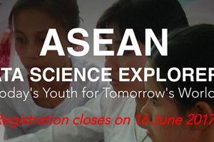Phát động cuộc thi ASEAN Data Science Explorers