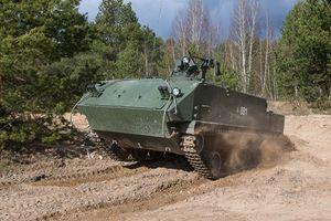 Thèm thuồng 'taxi bay' BTR-MDM của Quân đội Nga