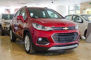 Tại sao người Việt không mua xe Chevrolet Trax... gây ế ẩm?