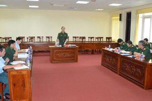 Nghiệm thu Đề tài 'Nâng cao bản lĩnh chính trị của Bộ đội Phòng không – Không quân trong điều kiện tác chiến mới'