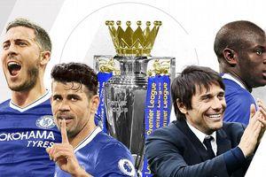 Chelsea vô địch Premier League: Đế chế màu xanh