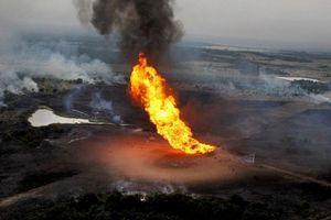 Mexico: Nổ đường ống vì ăn cắp nhiên liệu, 4 tên trộm thiệt mạng