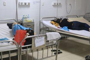 Đoàn cán bộ Vũng Tàu bị ngộ độc tập thể tại Đà Nẵng