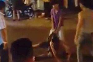 TPHCM: Hỗn chiến trước quán bar, 1 người trọng thương
