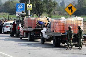 Cuộc chiến chống ăn cắp nhiên liệu ở Mexico: Căng thẳng và lâu dài