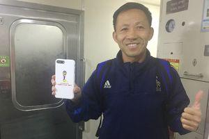 CĐV từ Mỹ một mình sang Hàn Quốc cổ vũ U20 Việt Nam