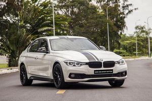 Euro Auto vẫn ra mắt BMW 320i mới trong 'tâm bão'