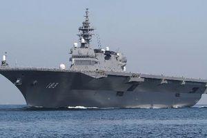 Nhật Bản sẽ trang bị F-35B cho các tàu sân bay trực thăng