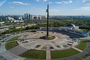 Tuyệt đẹp thủ đô Moscow nhìn từ trên cao