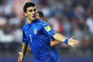 U20 Anh 0-1 U20 Italy (hết H1): Bàn mở tỷ số sớm