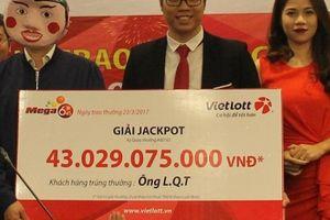 Kết quả Vietlott ngày 16.6: Giải Jackpot tăng lên 14 tỷ