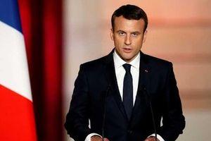 Tổng thống Pháp quyết định rút khỏi các 'tiền tuyến' Ukraine, Syria