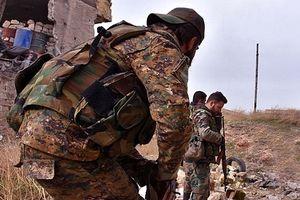 Quân đội Syria bẻ gãy cuộc tấn công của khủng bố ở Nam Aleppo