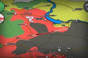Ai sẽ kéo cờ chiến thắng tại Deir Ezzor?