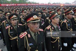 Sức mạnh Quân đội Nhân dân Lào đứng ở đâu?