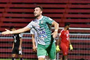 Cựu tiền đạo V.League: 'U22 Malaysia là đối thủ đáng gờm'