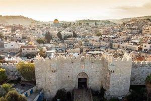 UNESCO ủng hộ đưa Thành phố cổ Jerusalem vào danh sách di sản