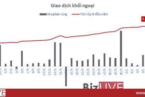 Tuần tăng 30-40% của cổ phiếu OGC và PVX