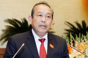 Phó Thủ tướng Thường trực Chính phủ thăm chính thức Malaysia và Singgapore
