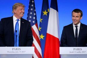 Tổng thống Pháp ưu tiên diệt khủng bố hơn lật đổ Assad