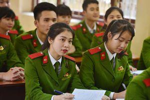 Ngưỡng điểm đăng ký xét tuyển một số trường thuộc khối công an, quân đội