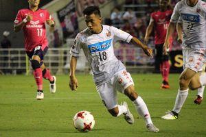 'Messi Thái' ra mắt ấn tượng tại đội bóng cũ của Công Vinh