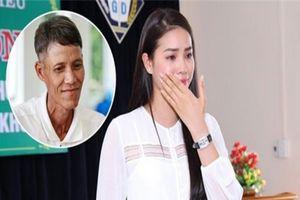 Cha của hoa hậu Phạm Hương qua đời