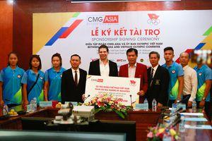 Đoàn thể thao VN dự SEA Games 29 nhận gói tài trợ 1 tỉ đồng