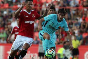Barcelona hòa bạc nhược, Man City thắng đậm