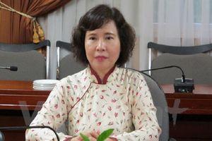 Ban Bí thư quyết định miễn nhiệm Thứ trưởng Hồ Thị Kim Thoa