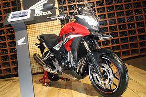 Môtô Honda CB500XA mới 'chốt giá' 187,5 triệu tại Malaysia