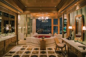10 khách sạn xa hoa bậc nhất xứ Hương Cảng