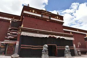 Huyền bí nơi nắm giữ kho báu của Phật giáo Tây Tạng