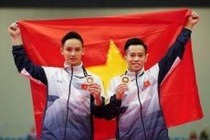 Đoàn Việt Nam giành liên tiếp năm Huy chương Vàng