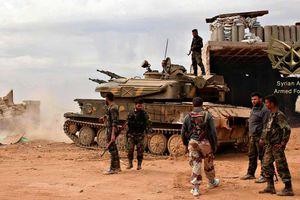 Dính bẫy tử thần của đặc nhiệm Syria, nhiều phần tử IS bị diệt